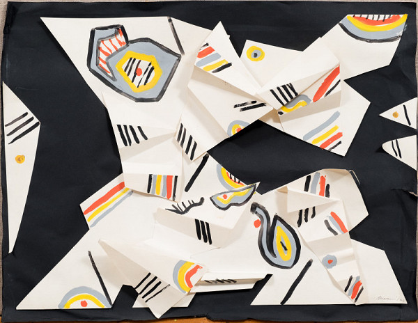 Edita Maxonová – Paper images