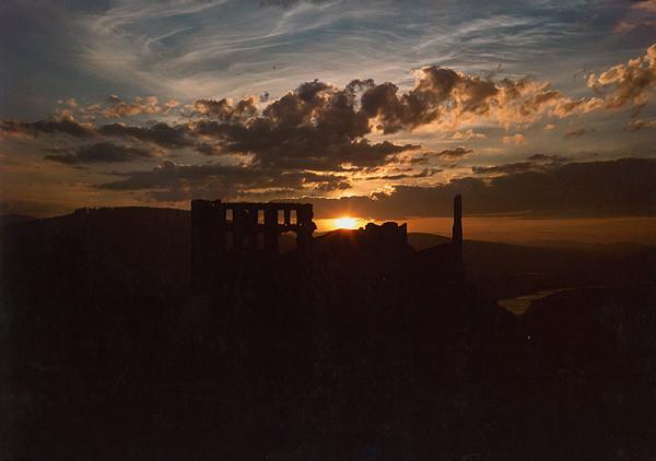 Alexander Jiroušek – Plavečský hrad