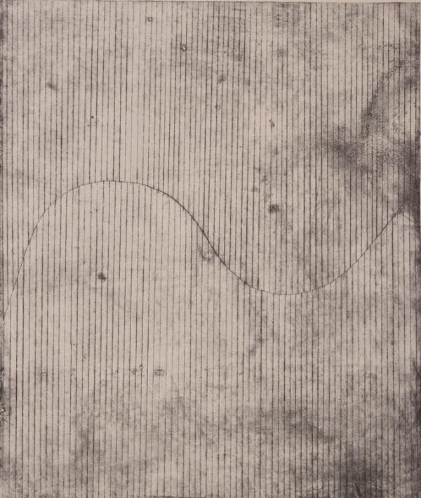 Alena Kučerová – Malá stěna (Le plan vertical I.)