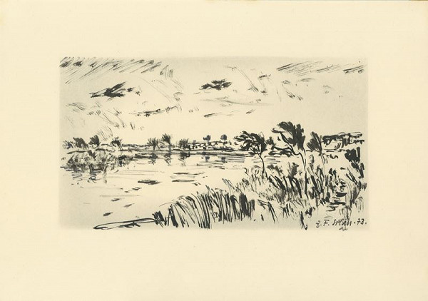 Josef Fafek-Solan – Rybník - Holany