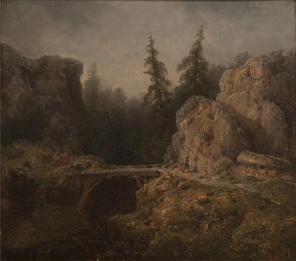 Antonín Waldhauser – Krajina dle Piepenhagena
