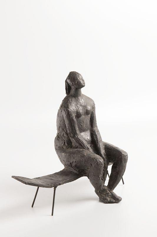 Rudolf Svoboda – Sedící