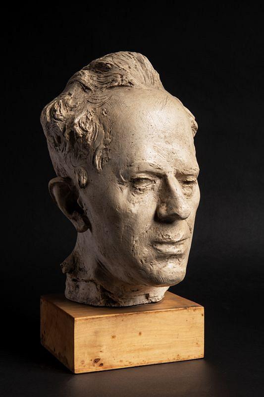 Neznámý český autor – Portrét J. Sudka