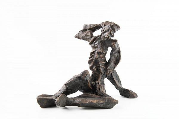 Ilja Sainer – Sedící muž