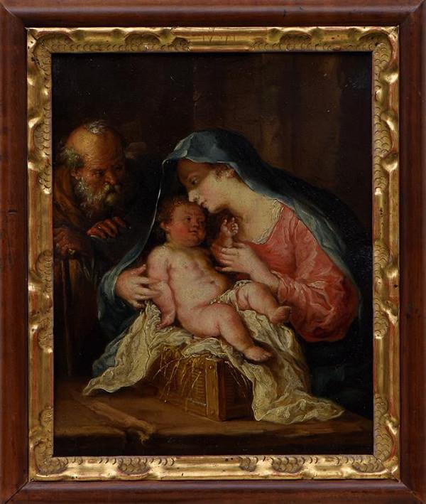František Xaver Wagenschön – Svatá Rodina