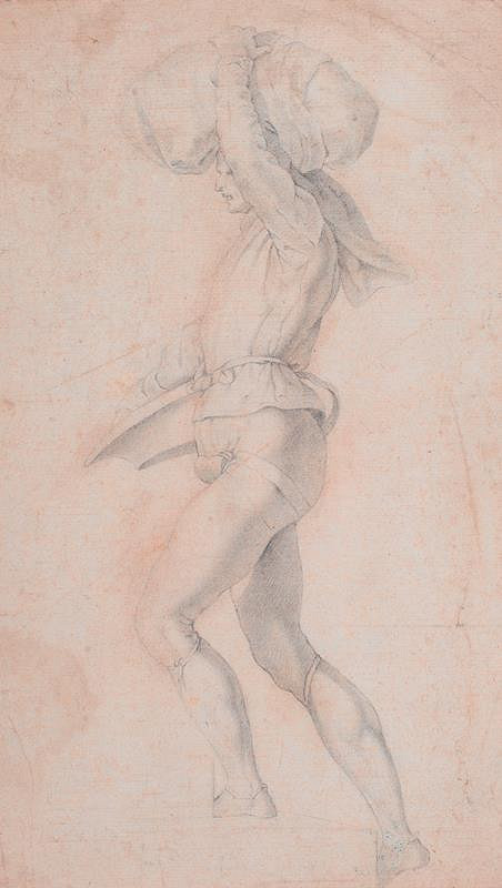 Andrea del Sarto - podle – Nosič