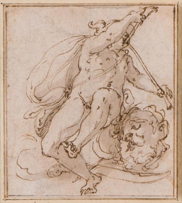 Giorgio Vasari - Merkur