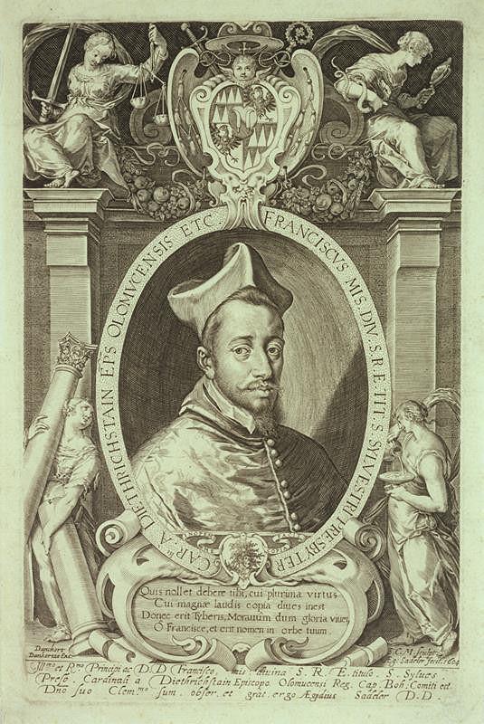 Aegidius (Egidius) Sadeler II. – Car. A. Dietrichstain