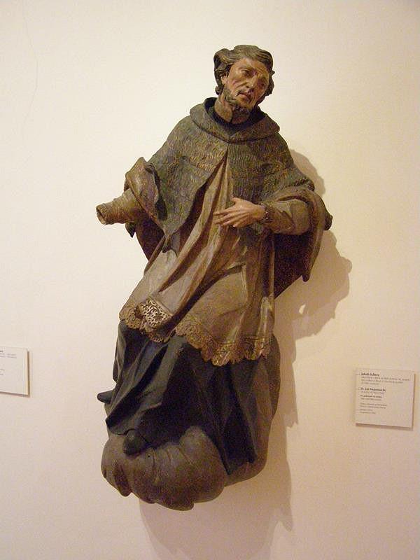 Jakub (Jakob) Scherz – Sv. Jan Nepomucký
