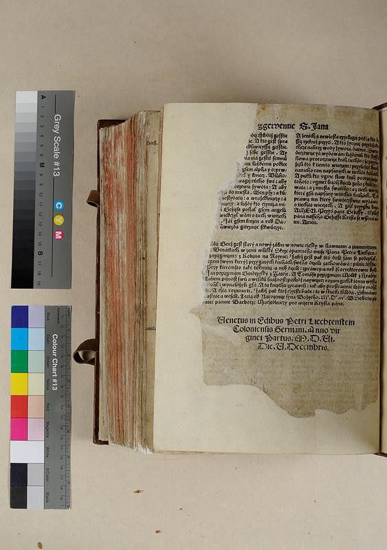 neznámý autor, Peter Liechtenstein – Bible benátská