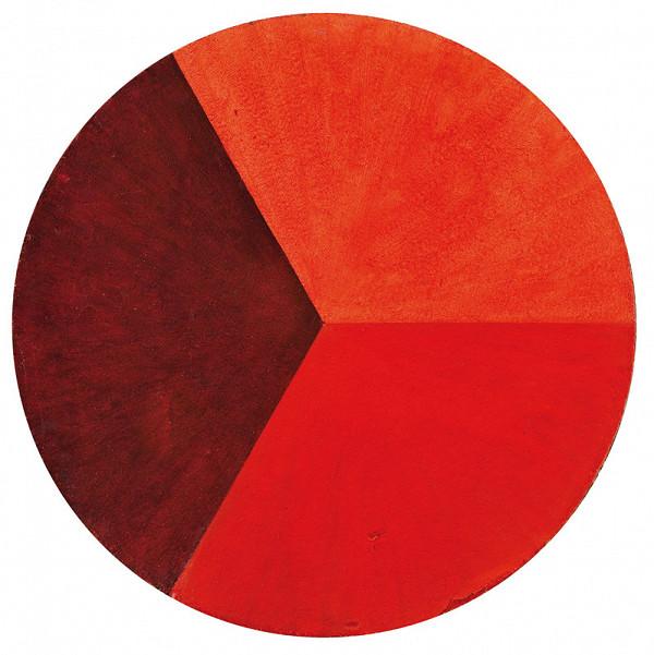 Július Koller – Czechoslovak Symbol. Anti-picture. (ColourPicture)