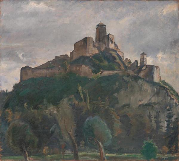 Herman Kasriel - Trenčiansky hrad