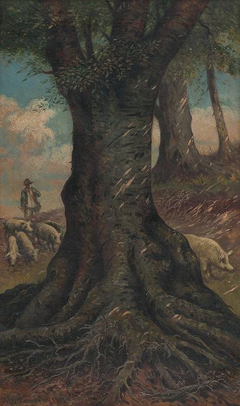 Eduard Majsch – Pastier svíň