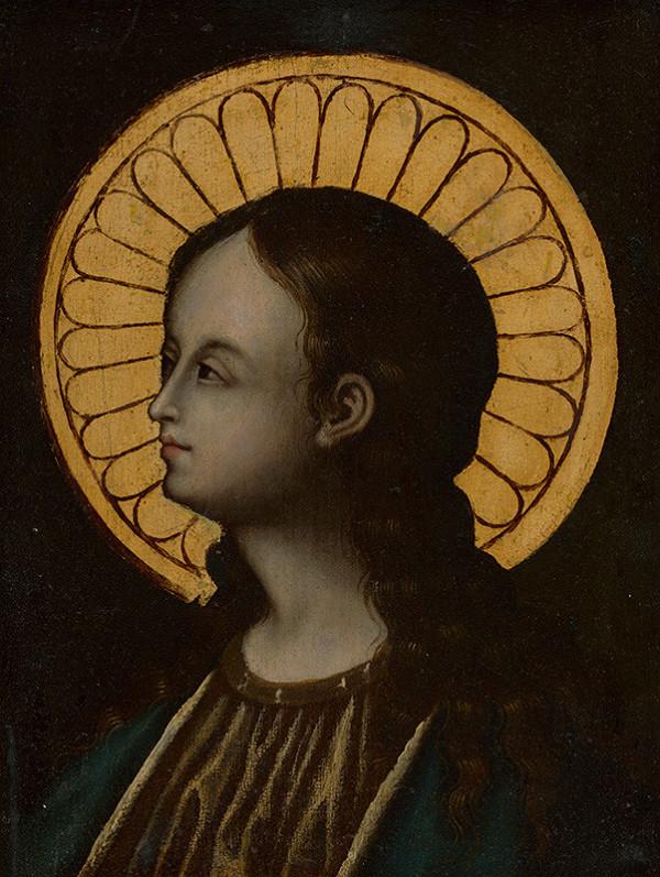 Stredoeurópsky maliar z 2. polovce 18. storočia – Panna Mária