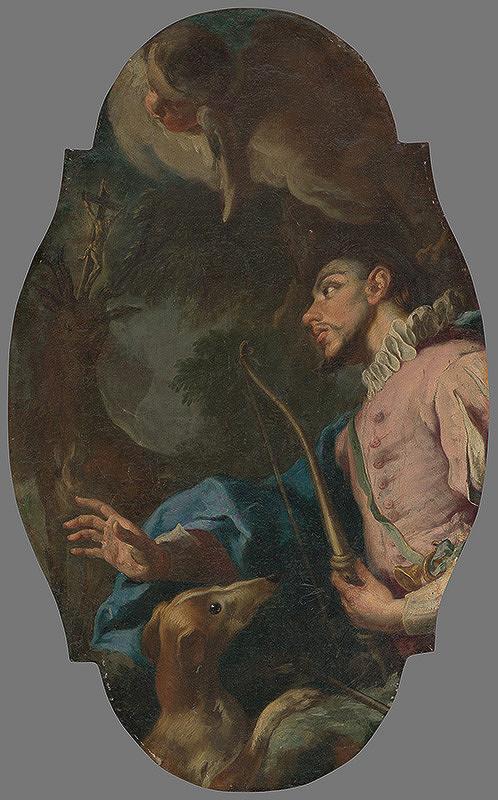 Franz Anton Palko – Svätý Hubert
