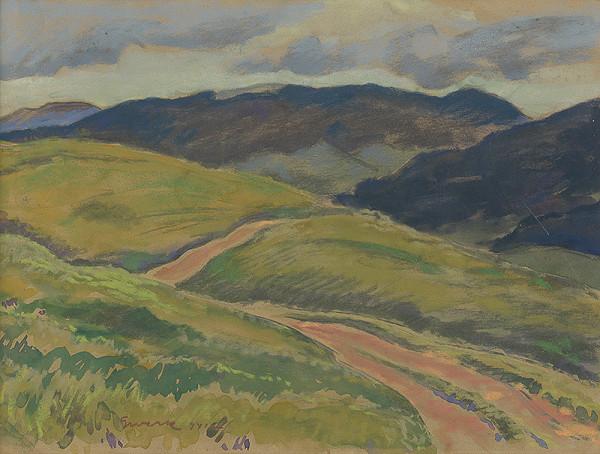 Edmund Gwerk – Štiavnické hory