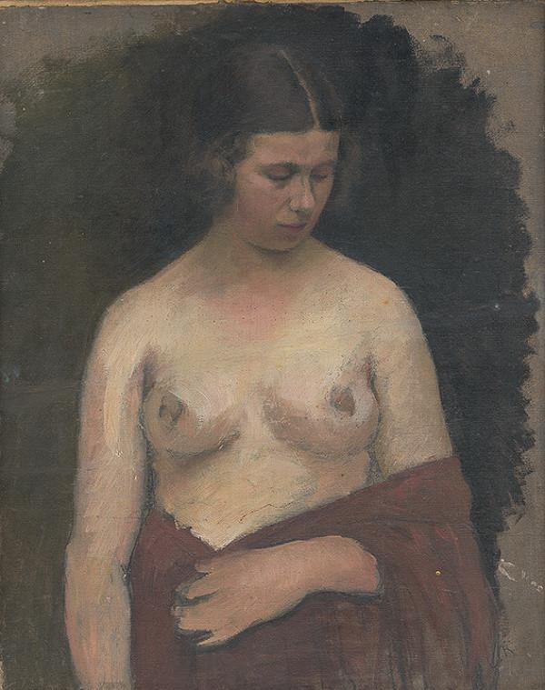 Ladislav Treskoň - Akt ženy