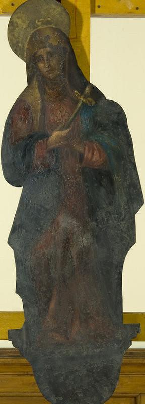 Stredoeurópsky autor z prelomu 18. - 19. storočia – Panna Mária