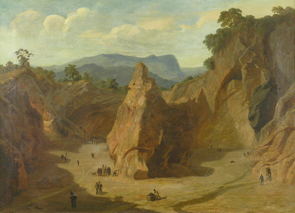Karol Ľudovít Libay – Kameňolom