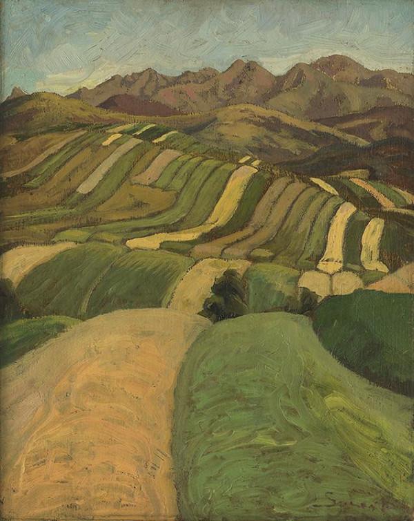 Edmund Gwerk – Krajina z hornej Oravy