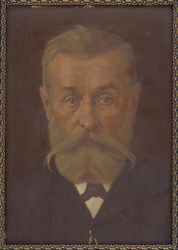 Milan Thomka Mitrovský – Portrét S.H.Vajanského