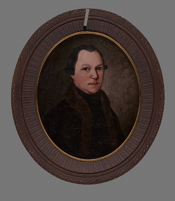 Ferdinand Karl Theodor Lütgendorff – Portrét mladého muža