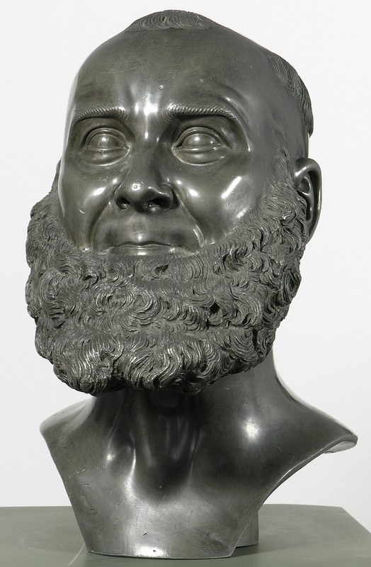 František Xaver Messerschmidt – Kapucín
