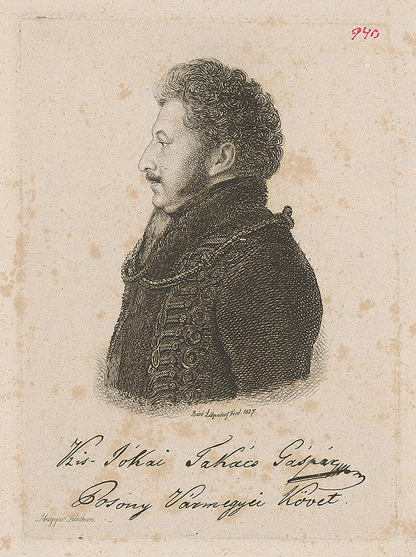 Ferdinand Karl Theodor Lütgendorff – Gaspar Takács