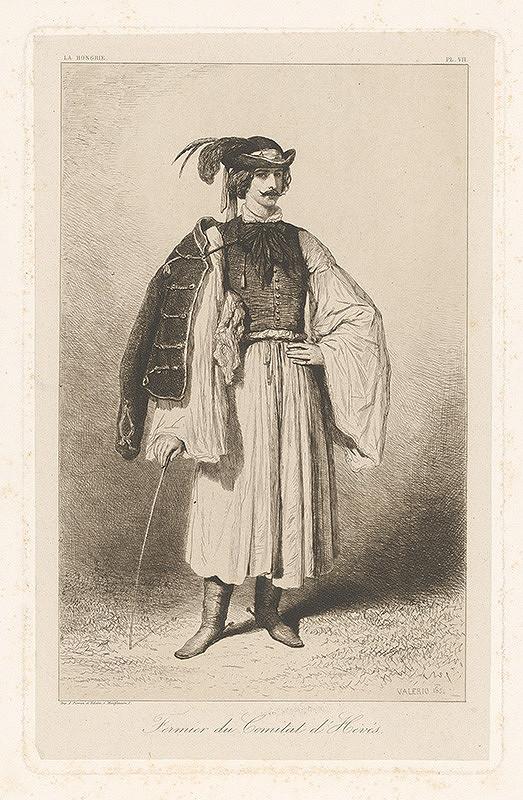 Théodore Valério – Mladý maďarský statkár