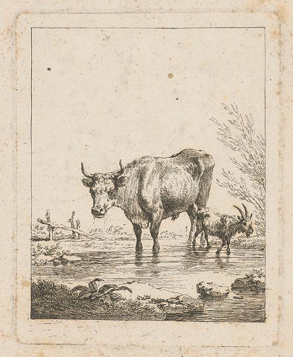 Stredoeurópsky maliar z prelomu 17. - 18. storočia - Pri vode