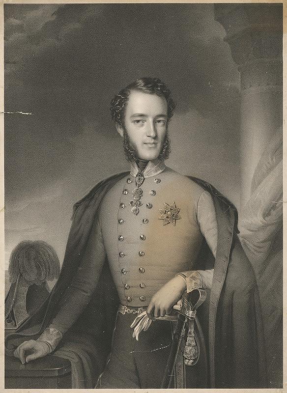 Anton Stadler, Joseph Einsle – Arcivojvoda Štefan