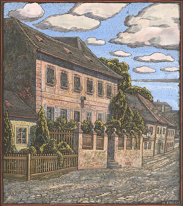 Karol Frech - Stará mincovňa na podhradí