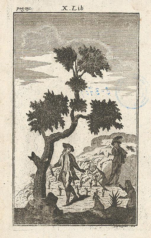 Johann Georg Wagner – Drevorubači