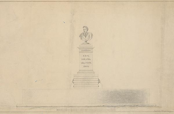 J. Rumpelmeyer – Návrh na pomník Františka I.