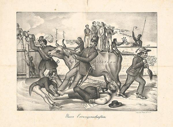 Stredoeurópsky grafik z 19. storočia - Naše výdobytky