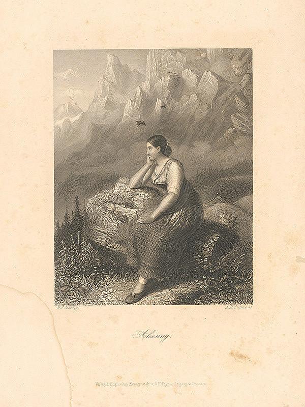 Albert Henry Payne, Harold John Stanley - Predtucha