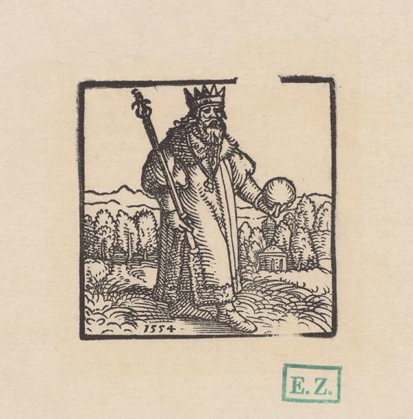 Grafici činní v roku 1554, Erhard Schön, Niclas Stör – Kráľ