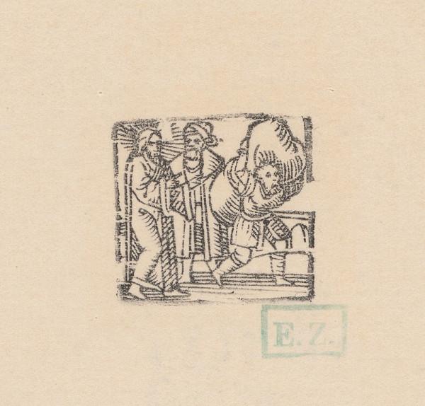 Kopista, Hans Sebald Beham – Uzdravenie chromého