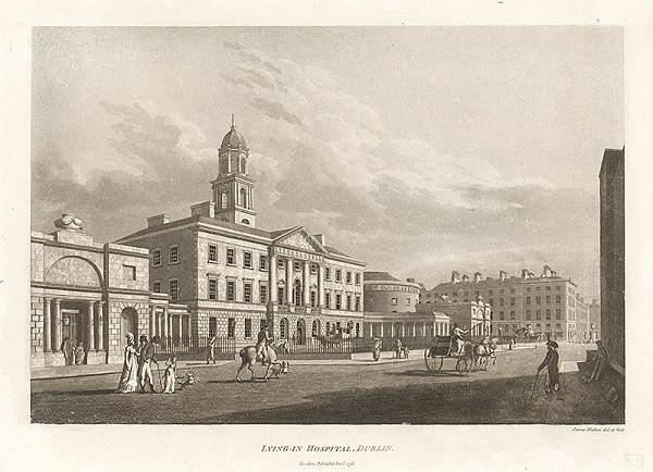 James Malton - Lyingská nemocnica v Dubline