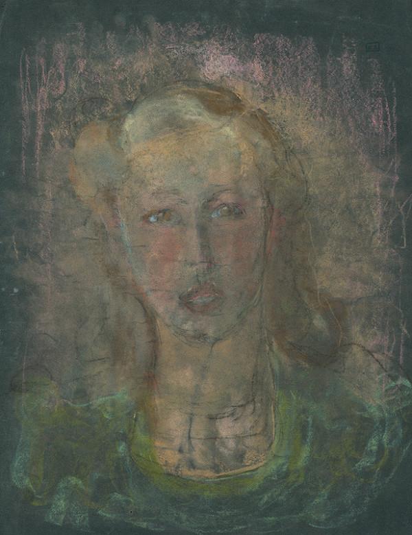 Lea Mrázová - Portrét dievčaťa