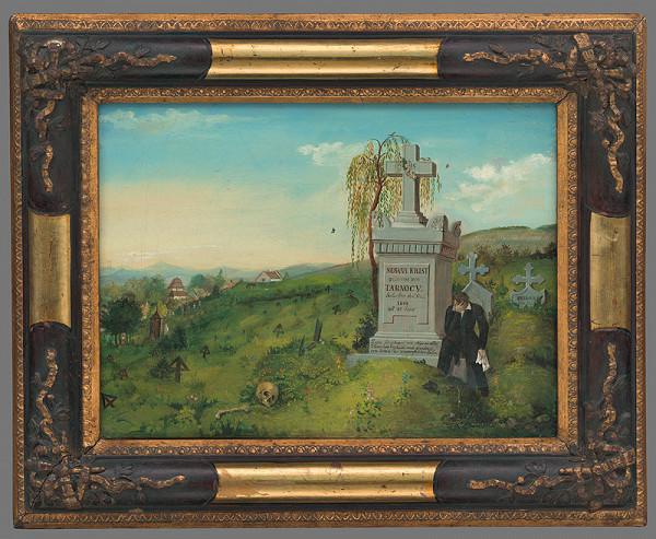 František Klimkovič - Košický cintorín