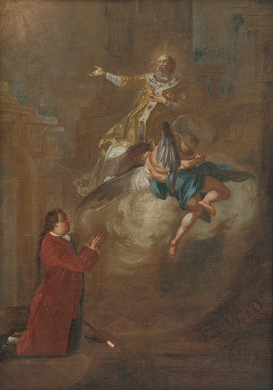 Franz Xaver Carl Palko - Votívny obraz