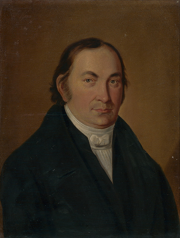 Peter Michal Bohúň - Portrét Jozefusa Skiczaka