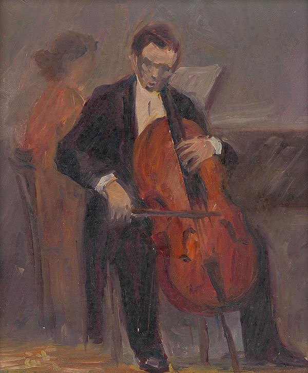 Ernest Špitz – Čelista