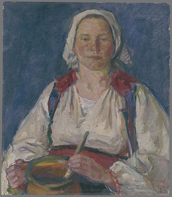 Mária Medvecká - Žena z Lúžnej