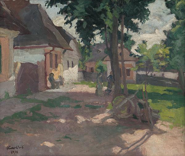 Ernest Rákosi – Spišská ulička