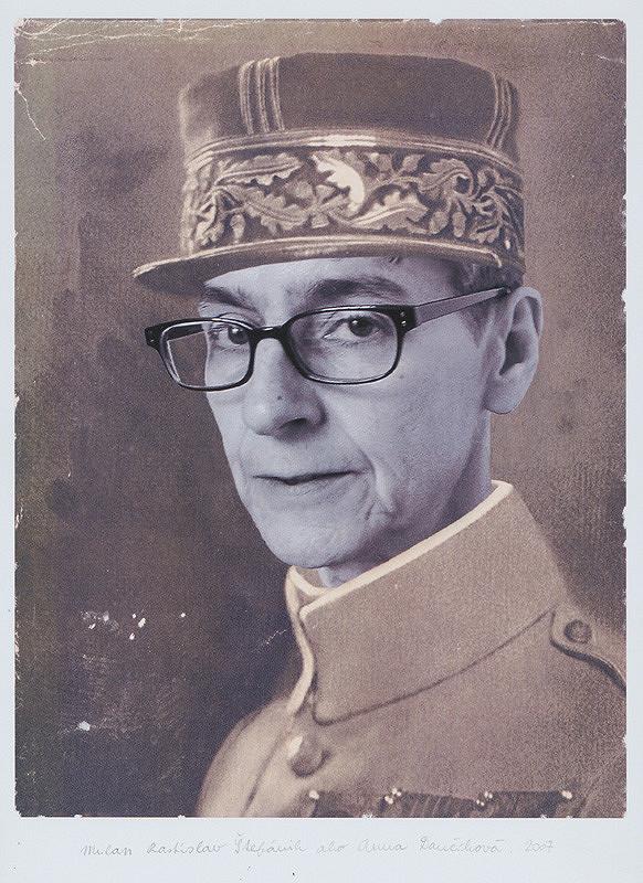 Martin Piaček – Milan Rastislav Štefánik ako Anna Daučíková