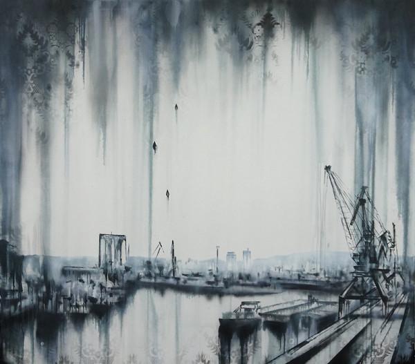 Lucia Tallová - Zimný prístav IV.