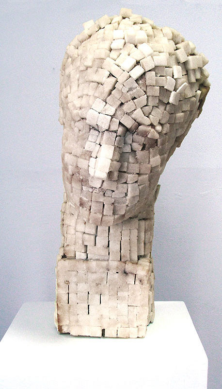 Ladislav Čarný – Hermes - Sacharatos, zo série Hermeneutiká