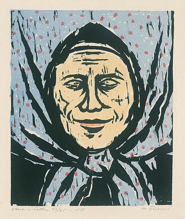 Matilda Čechová – Žena v šatke